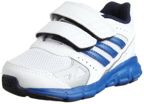 adidas Performance Hyperfast CF D65738 - Zapatillas de Tela para Unisex-niño, Color Blanco, Talla 23