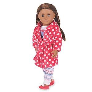 Nuestra Generación Snuggle Up. Deluxe Traje de la muñeca