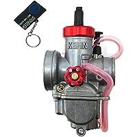 Carburador Racing Keihin PE28 para motocicletas, de la marca Stoneder, 28 mm