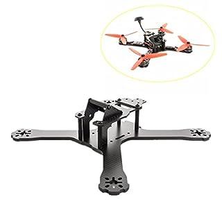 crazepony-uk X210 Kohlefaser FPV Race Quadcopter Rahmen wie qav-x210 qav-x250 etc. (4 mm) (FPV Frame)