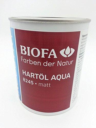 Biofa Hartöl Aqua matt Größe 10,00 L