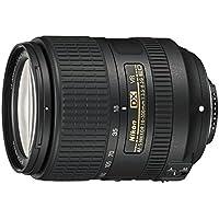 Nikon AF-S DX NIKKOR 18-300mm f/3.5-6.3G ed VR Obiettivo, Nero [Nital Card: 4 Anni di Garanzia]