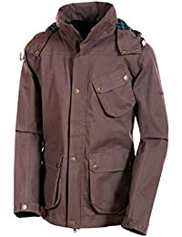 Target Dry Stratford Mens Waterproof Natural Cotton Jacket