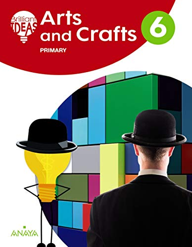 Arts and Crafts 6 Pupil's Book (BRILLIANT IDEAS)