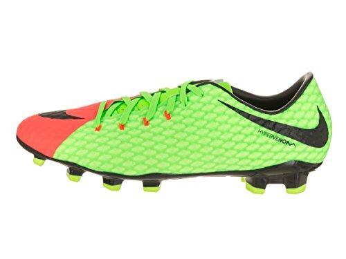 Verde Hypervenom Iii Nike Phelon iper Herren Elettrico Fußballschuhe Ora Fg Nero 5TqtfYxwt