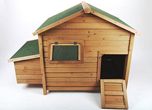 point zoo Hühner-/Kleintierstall XL 2 (2 Kartons)