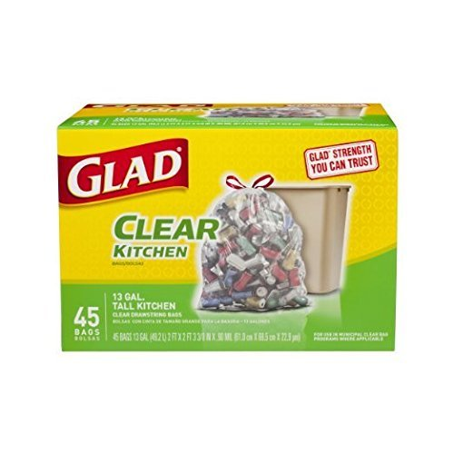 glad-glad45ct-tall-kitchen-drawstring-clear-recycling-trash-bags-13-gallon-by-glad