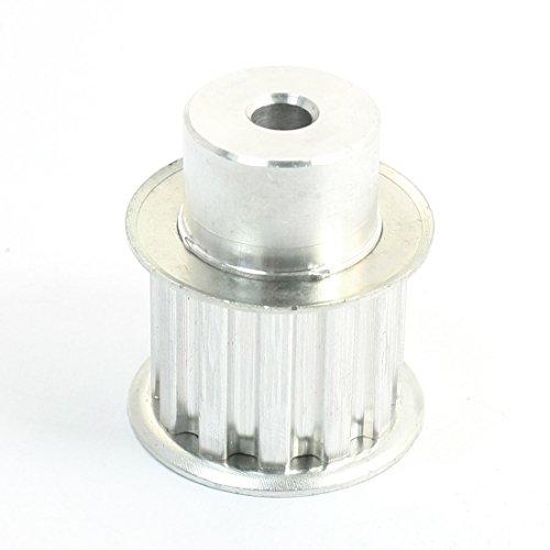 0ux0073Umlenkrolle, Zahnriemen Synchroner 8mm Breite Schrittmotor 12T 27mm Durchmesser (Wälzfräsmaschine)