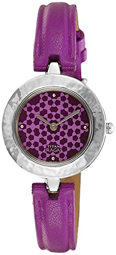 41BtGpLmMqL - Titan 2529SL02 Multi Color Women watch