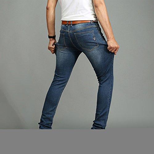SK Studio - Jeans - Homme Bleu