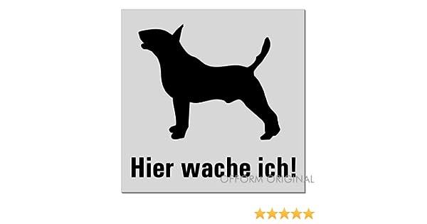 Garderobe T/ürschild 240 x 80 mm Aluminiumschild selbstklebend Ofform Design Nr.26035-S Schild