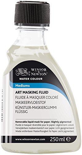 rell Maskiergummi flüssig 250ml Flasche (Flüssige Aquarelle)