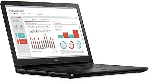 DELL 3565 15.6-inch Laptop (7th Gen E2-9000/4GB/1TB/Windows 10/Integrated Graphics), Black