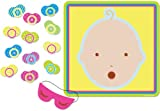 Baby Shower Pin the Dummy on the Baby Game