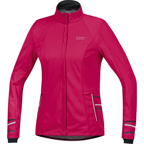 e Mythos Lady 2.0 Windstopper Soft Shell Pink, 42 ()