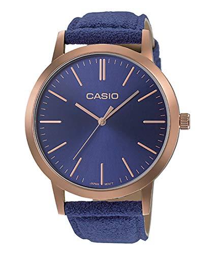 Casio Collection Unisex-Armbanduhr LTP-E118RL-2AEF