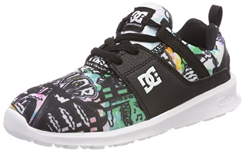 DC Shoes Jungen Heathrow SP Sneaker, Mehrfarbig (Multi 1 Mu1), 39 EU