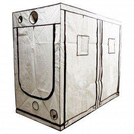 Chambre de culture beige 240 x 120 x 200 cm - Black Silver Premium