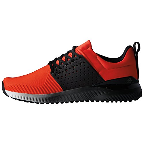 Adidas Adicross Bounce, Chaussures De Golf Pour Homme Rouge (rouge F33570)