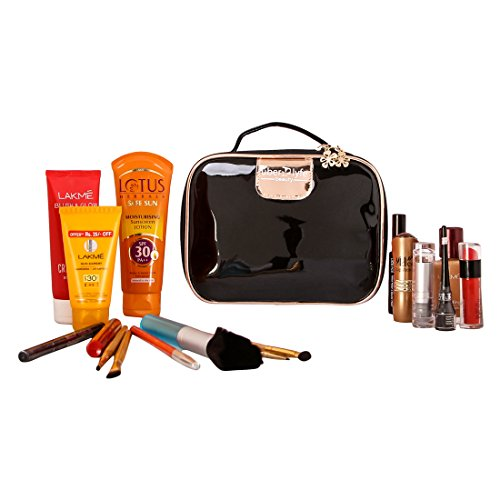 34d6c162de65 50% OFF on UberLyfe Travel Cosmetic Pouch Makeup Pouch Perfect for Carrying  Makeup kit