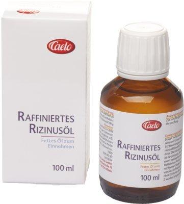 Caelo Raffiniertes Rizinusöl, 100 ml