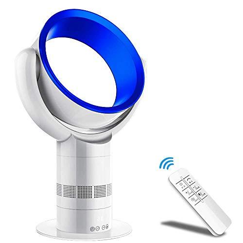 Mobile Klimaanlage mit Fernbedienung | Turmventilator Leise mit Timer-Sleep Funktion | 60 cm | 35W | Ventilator mit 10 Geschwindigkeitsstufen + Timer + 3 Betriebsmodi | Leises Betriebsgeräusch
