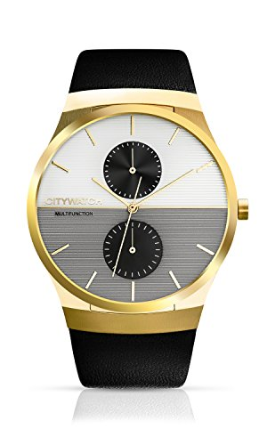 CITYWATCH Limited Edition Herren-Uhren CY005.04BL (Luxus-uhren, Limited Edition)