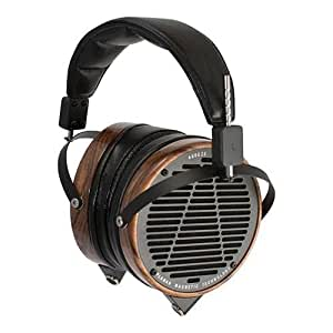 Audeze Audeze LCD2 Over Ear, Open Back | Rosewood wood ring Leather earpads headphone