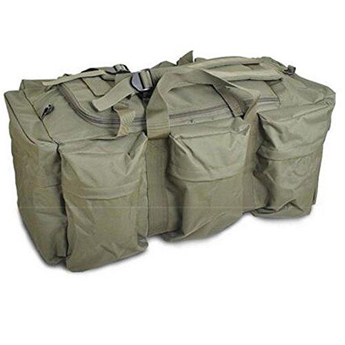 GOUQIN Outdoor Rucksack Klassische Mode Outdoor Schultern Package Tour Klettern Taschen King Size Gepäck. B