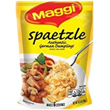 Maggi Dehydrated Spaetzle Soup, 10.5 Ounce - 10 per case