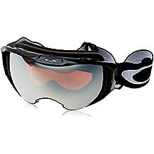 Oakley Airbrake XL Gafas Deportivas, Unisex, Jet Black Grey Lens, 000