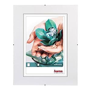 Hama Rahmenloser Bildhalter Clip-Fix, 40 x 60 cm, Normal