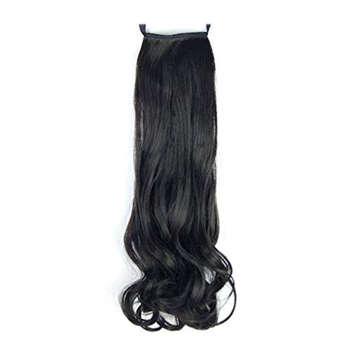 Aiming Natürlicher Kordelzug Ponytail Klipp in der Haar-Verlängerungs-Klipp auf Haar-Stück -