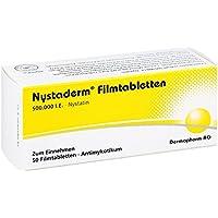 Nystaderm Tabletten, 50 St. preisvergleich bei billige-tabletten.eu