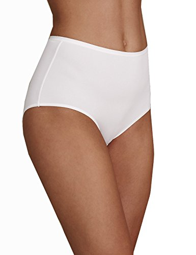 5-pack-ladies-marks-spencer-no-vpl-full-briefs-microfibre-ms-nude-black-white-12-5-white