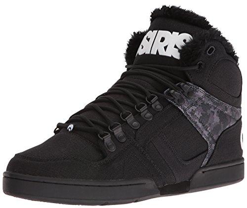 Osiris Nyc83 Shr, Chaussures de skate homme Digi
