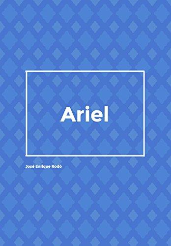 Ariel por José Enrique Rodó