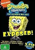Spongebob Squarepants Exposed The Ultimate Boxset Movie 4 DVD Exclusive