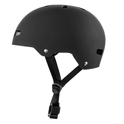 O \'Neal Dirt Lid ZF Fahrrad Helm, schwarz, M/L (56-58 cm)
