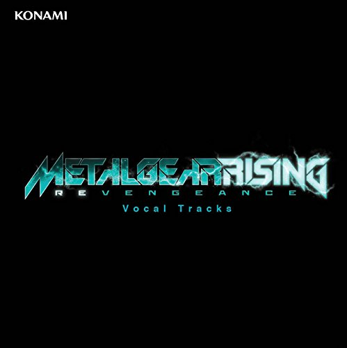 Preisvergleich Produktbild Metal Gear Rising-Vocal Tracks (Ost)