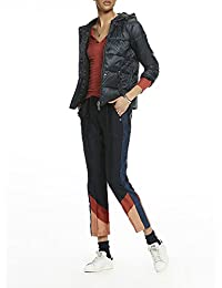 Scotch & Soda Damen Jacke Reversible Puffer Jacket