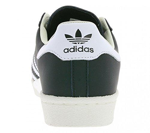 adidas Originals Superstar Boost Schuhe Herren Sneaker Turnschuhe Schwarz BB0189 Schwarz