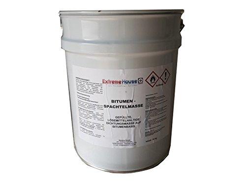 Dabotex Bitumen Spachtelmasse BSM 10 Kg Dach