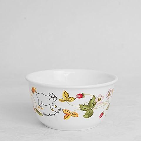 XY et GK Creative Vaisselle en céramique Bol à soupe Salade de fruits Bol à dessert
