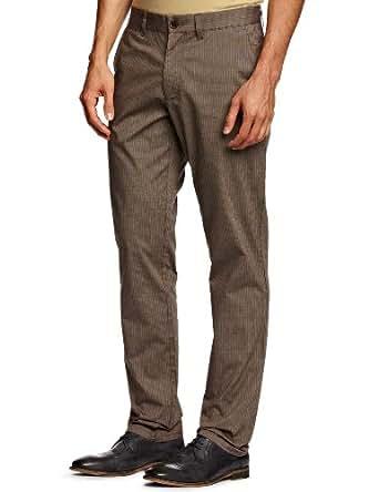 esprit 033EO2B008 Boot Cut Men's Trousers Safari Brown W38 INxL32 IN