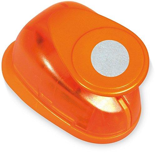 Rayher Motivstanzer Rund/Kreis ø 1,6cm, 5/8 Zoll, geeignet für Papier/Karton bis zu 200g/m²