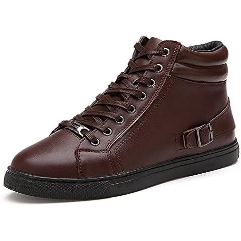 La versione coreana di uomo stringate/ Hi-sport scarpe/Scarpe