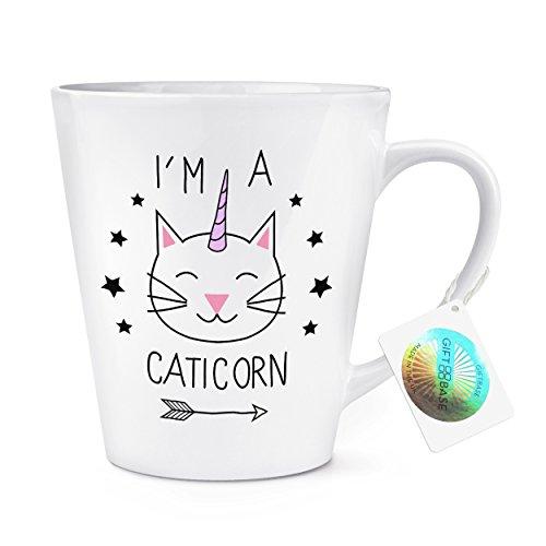 Im-a-Caticorn-3549-ml-Latte-Tasse-Licorne-Fantaisie-Magique-Drle