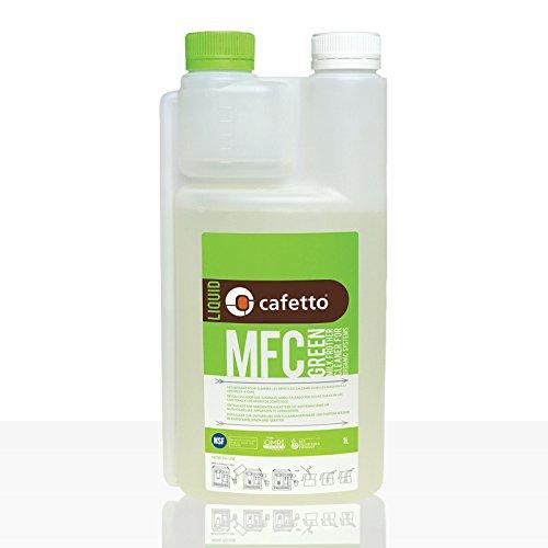 Cafetto MFC Grün Milchschaumreiniger 1 Liter, biologisch abbaubar