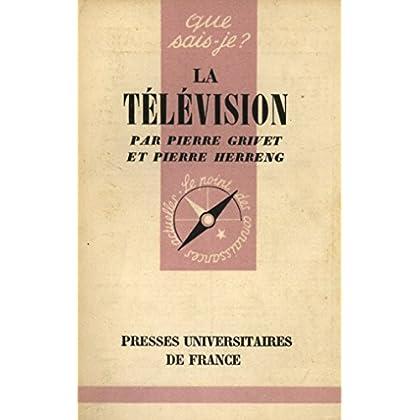 La télévision / Grivet / Herreng / Réf5483